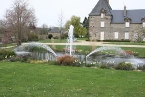 Ducey fountain